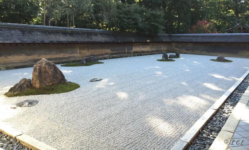 L'incomplétude artistique avec le Ryoan-ji